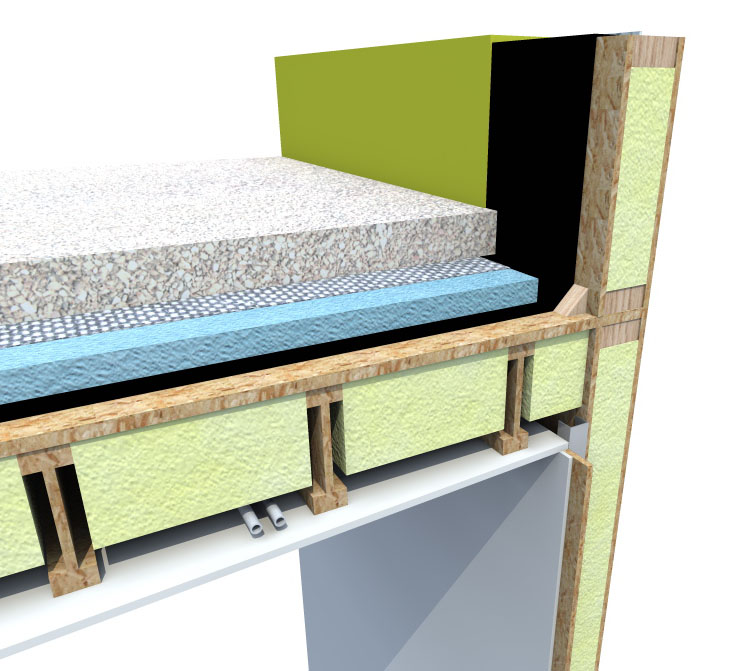 Typical Details Of Construction Elements Ecotek